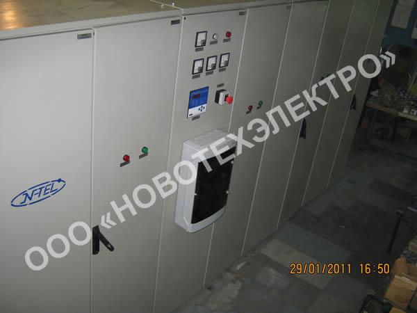 Автоматических конденсаторных установки 6, 10 кВ.